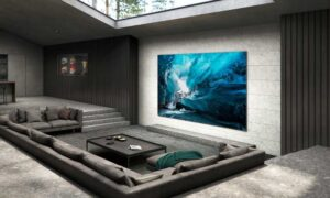 Televizor Samsung MicroLED