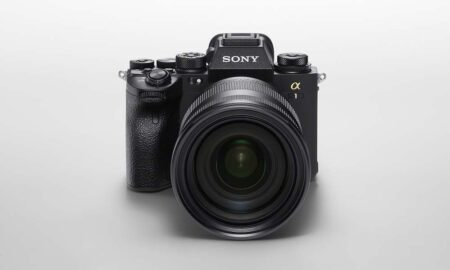 Camera profesională Sony Alpha 1
