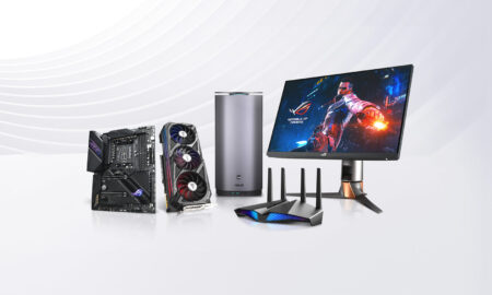 Produse ASUS premiate de comunitatea European Hardware Association in 2020