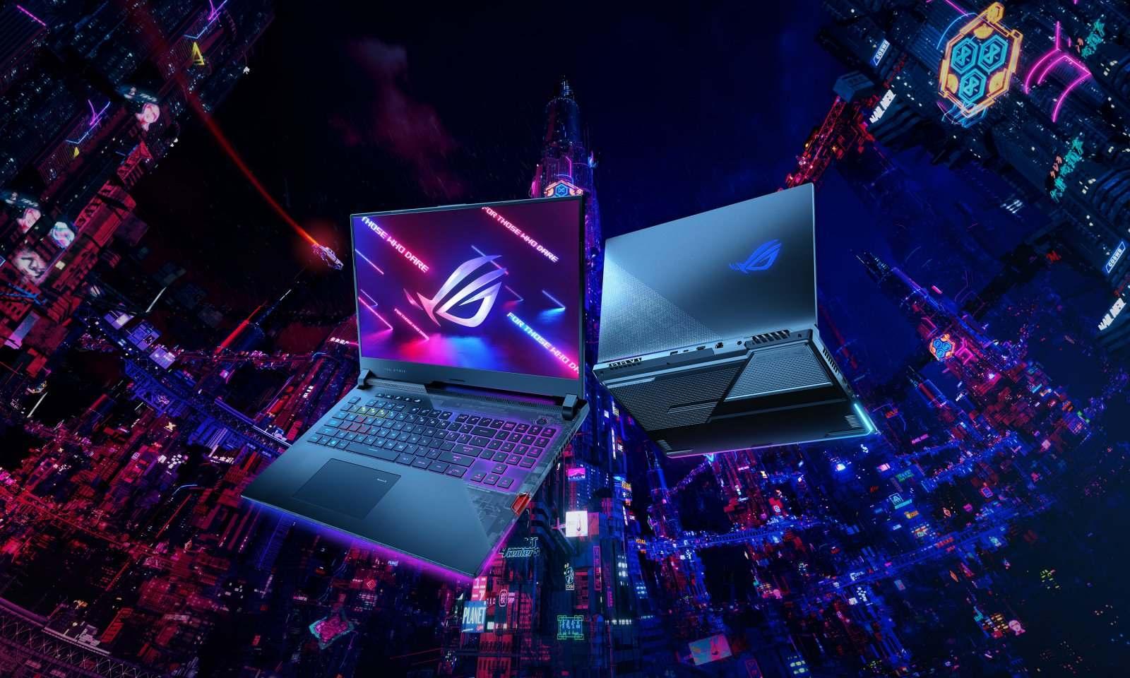 Noile laptopuri de gaming ROG Strix