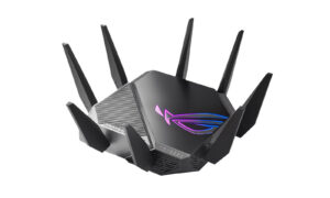 Rapture GT-AXE11000, router WiFi 6e