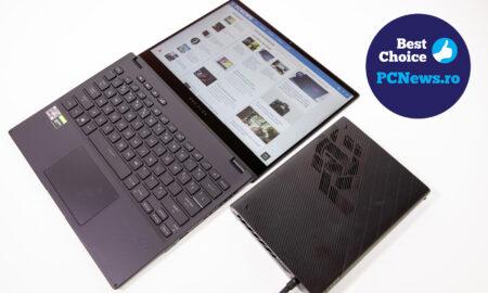 Laptopul ROG Flow X13