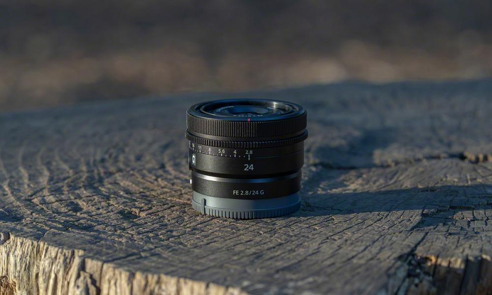 Obiectiv Sony SEL24F28G