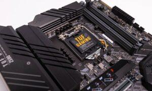Placa de baza ASUS TUF Gaming Z590-PLUS WIFI