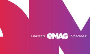 eMAG - Libertate în fiecare zi