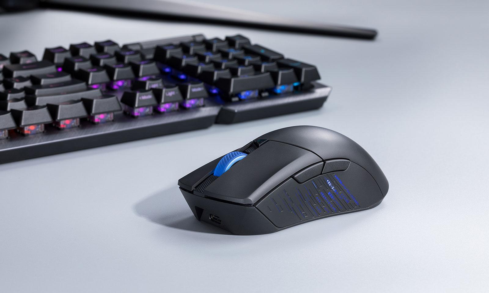 Mouse gaming wireless ASUS ROG Gladius III