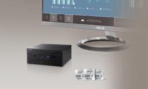 ASUS Mini PC PN62 cu procesor Intel Core