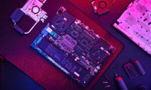 Componentele laptopului de gaming ROG Strix G15 Advantage Edition