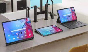 Tablete Lenovo la MWC 2021