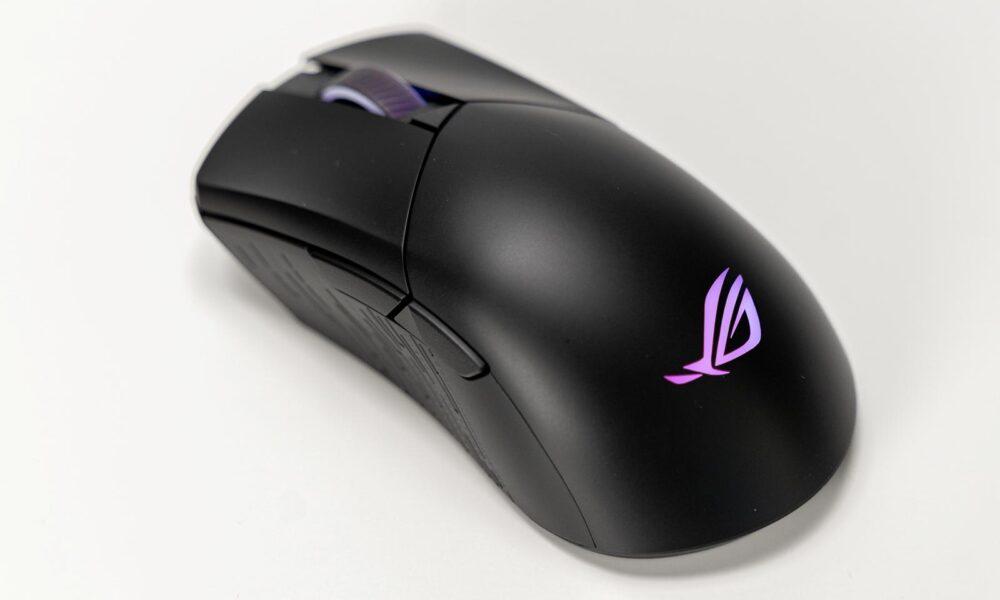 Mouse de gaming ROG Gladius III Wireless