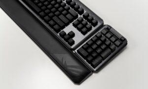 Tastatura ROG Claymore II cu NumPad și palmrest