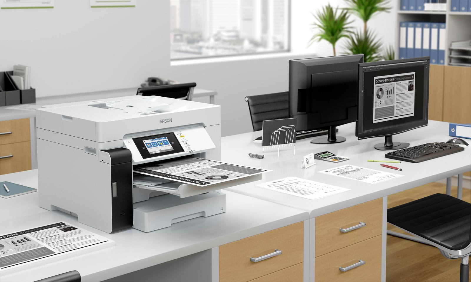 Imprimantă Epson EcoTank Pro M15180
