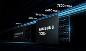 Samsung DDR5