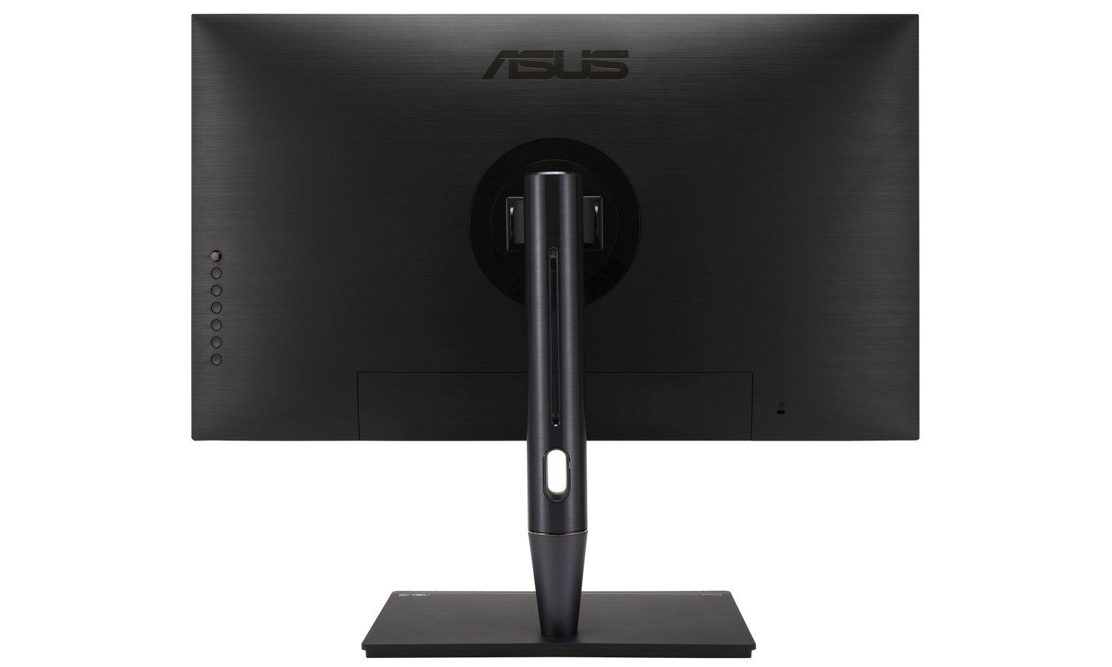 Spatele monitorului ProArt Display PA32UCG