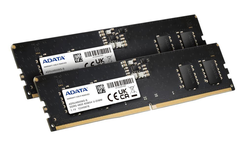 Module memorie DDR5 de la ADATA